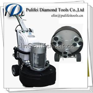 T6 Hand Held Floor Grinder Granite Polishing Machine Concrete Polishing  Machine Marble Polishing Machine