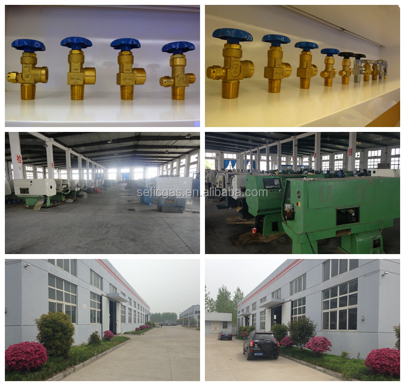 Cga Valve Air Cylinder Gas Valve For Oxygen,Argon,Co2,Hydrogen ...