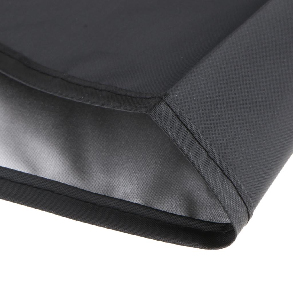 2 Pcs Car Side Sunshade Curtain Auto Mesh Visor Shield Side Window Solar Protection Hide UV Sun Shade Magnet 1 Step Installation