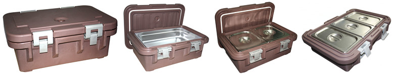 Top Loading Insulated And Hot Food Pan Carriers For Restaurant Use - Buy  Hot Food Pan Carriers,Top Loading Insulated Carriers,Food Pan Carriers For