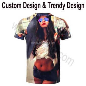 Custom Lycra T-shirt No Minimum With Logo Near Me - Buy Custom ...