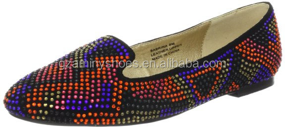 shoes Sparkle flat crystals Sparkle crystals I447p0