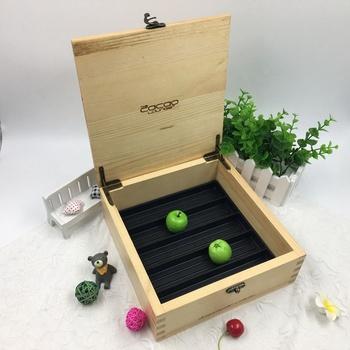 Personalizado Pino Mdf Regalo Pequeño Pintado A Mano Caja De Madera Para Frutas Buy Caja De Madera Pintada A Manocaja De Madera Pintada