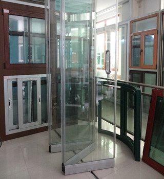 External Frameless Glass Doors  X  Price