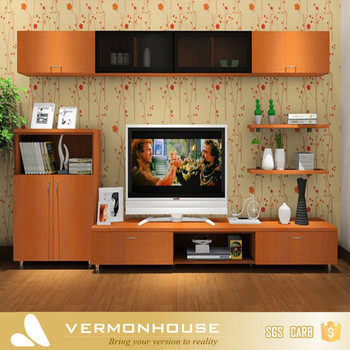 Hangzhou Modern Lcd Tv Table Wooden Showcase Designs For Hall Buy Tv Table