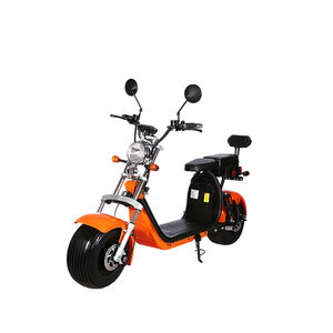 2019 Chinese Cheap high speed 1500w 60v 2 person electric motorcycle citycoco scooter