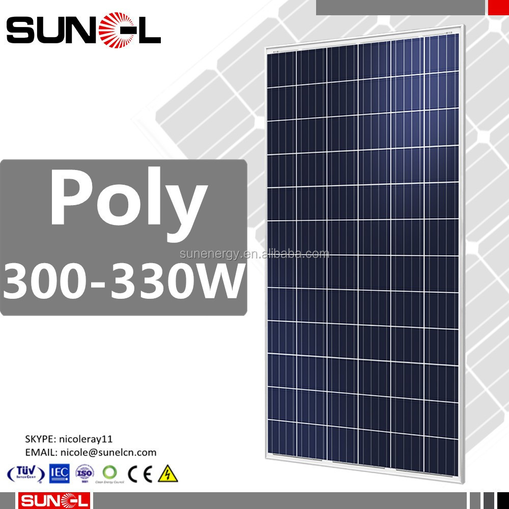 solar panels 300 w 310 w 305 w for 80kw solar energy systems home