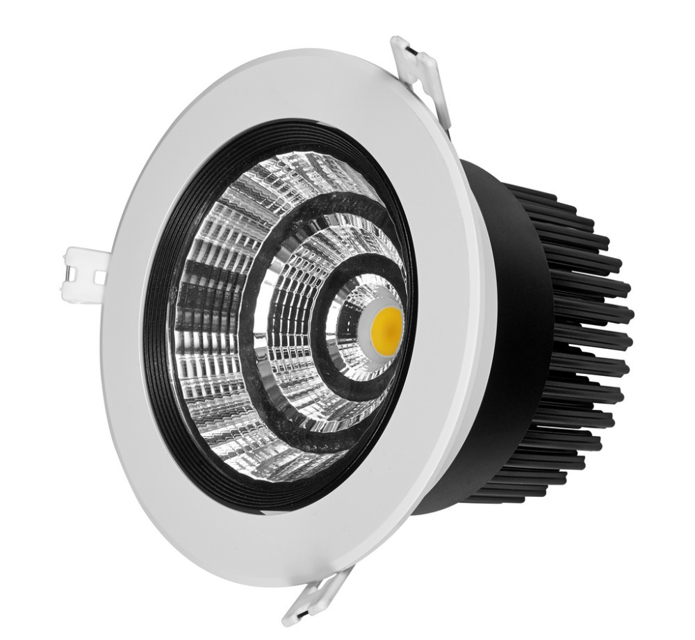 UL Certified cold forging aluminum housing led downlight