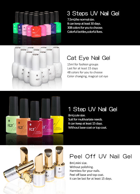 Nizza di qualità UV LED di arte del chiodo di colore polacco UV del gel Soak Off gel nail polish 1 kg