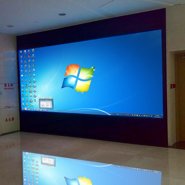 Shenzhen Indoor HD P2 TV LED Display Panel/Screenfor TV Showroom