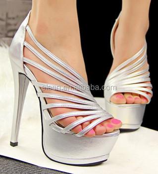 Heel Sandal High Bridal Heels Sandals Beautiful bridal Product Design New stiletto Buy Sandals Band Stiletto gy6fb7