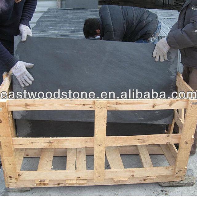Black Slate Patio Slabs For Decorative Outside