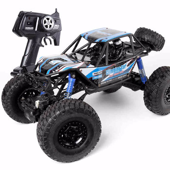 TongLi MZ2837 Toy 2.4GHz Radio Control Jeep Racing Rock Climbing RC Car for Kids Gifts