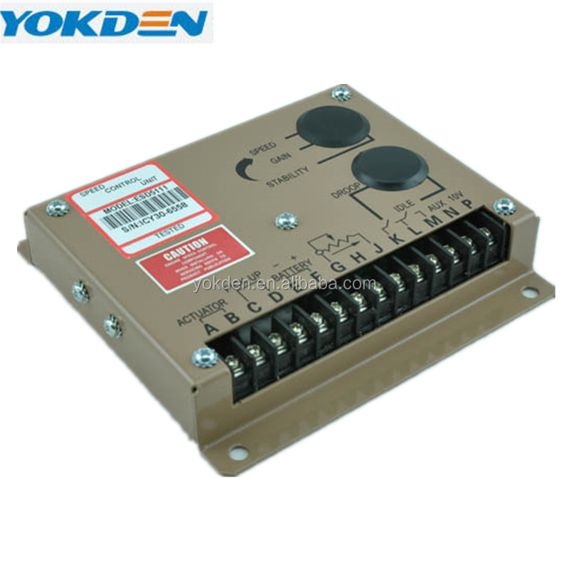 Electronic Speed Control Unit ESD5111