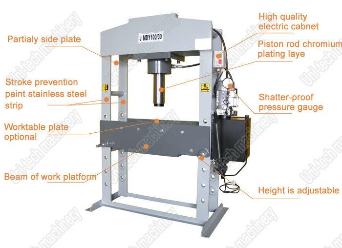 60 Ton Hydraulic Press Buy 60 Ton Hydraulic Press