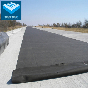 Factory PP Long or short fibers Nonwoven needle punched Polyester Geotextile Non-woven Geotextile for road covering