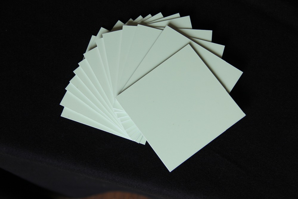 Phosphor sheet/luminous plastic sheet/glow in dark plastic sheet