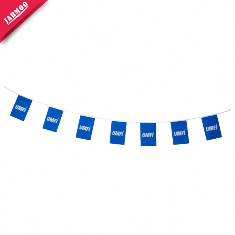 Under New Management Sign  POS Polyester Flag Bunting 5m with 14 Flags