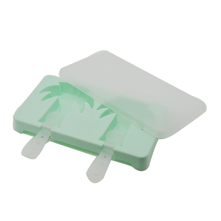 Fantaisie Ananas Forme Silicone Ice Lolly pp Popsicle Moule