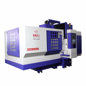 1000 x 1200 mm Large CNC Vertical Milling and Engraving Double Column CNC Machine Center