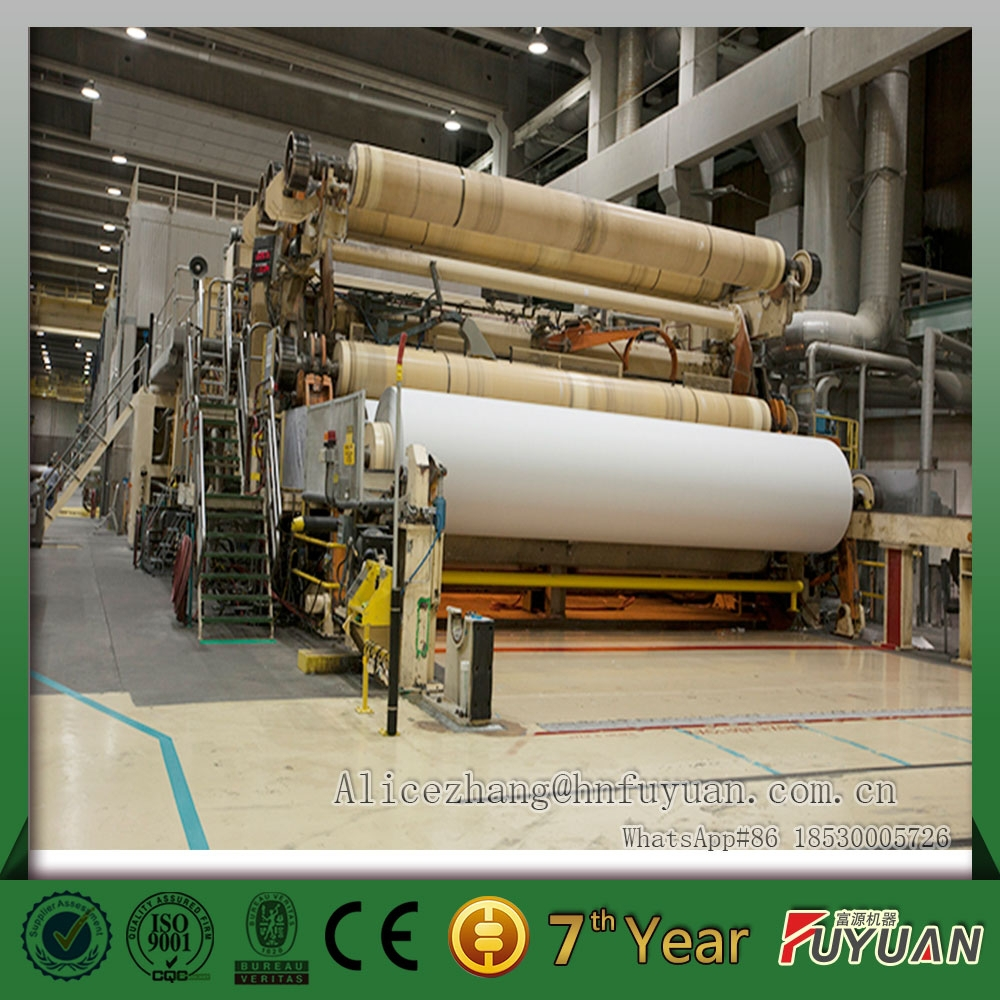 alibaba website equipment and machinery for A4 paper making mill/A4 paper making line