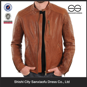 Mens Brown Leather JacketMan Leather JacketPakistan Leather