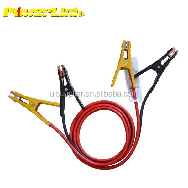 S80119 NEW 4 Gauge Car Truck Van Suv Jumper Cables Power Booster Cable