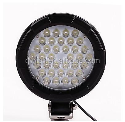High Brightness LED fire and ems strobe lights Work Light for Offroad UTV ATV voitures Spotlights