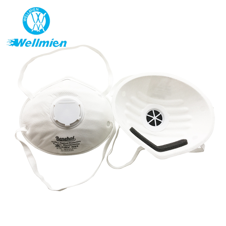 disposable ear loop face masks n95