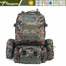 BP020 Carmy Multifunctional 911 Patterned Tactical Backpack With One Strap For Men