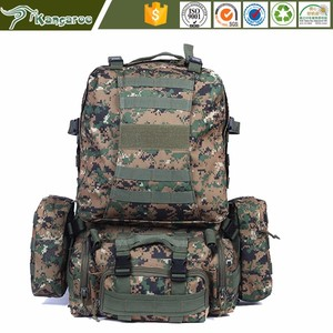 BP020 Multifunctional 911 Patterned Tactical Backpack With One Strap For Men