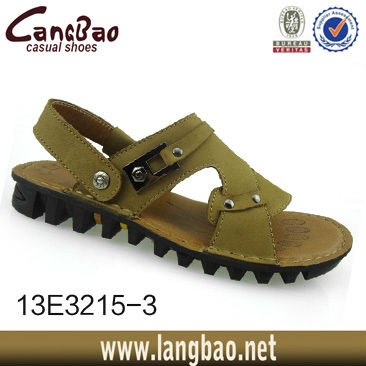 2013 new design men shoes , Wearable Mens Sandals,Flat sandals shoes 2013