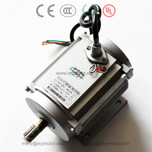 0.5HP Single/Three Phase AC Induction Electric Fan Motors