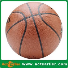 pu leather basketball in bulk