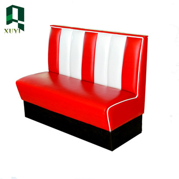 2016 new design restaurant used booths for sale leather seating