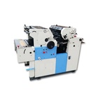 NEW ZR56IIS weifang zongrui offset printing machine small satellite-based 2 color Non woven fabric offset printing