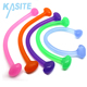 Lady Fashion Design Silicone Exercise Elastic Band