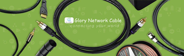 Glory High Quality Competitive Cat6 Cable Best Ethernet Patch Cable Electric