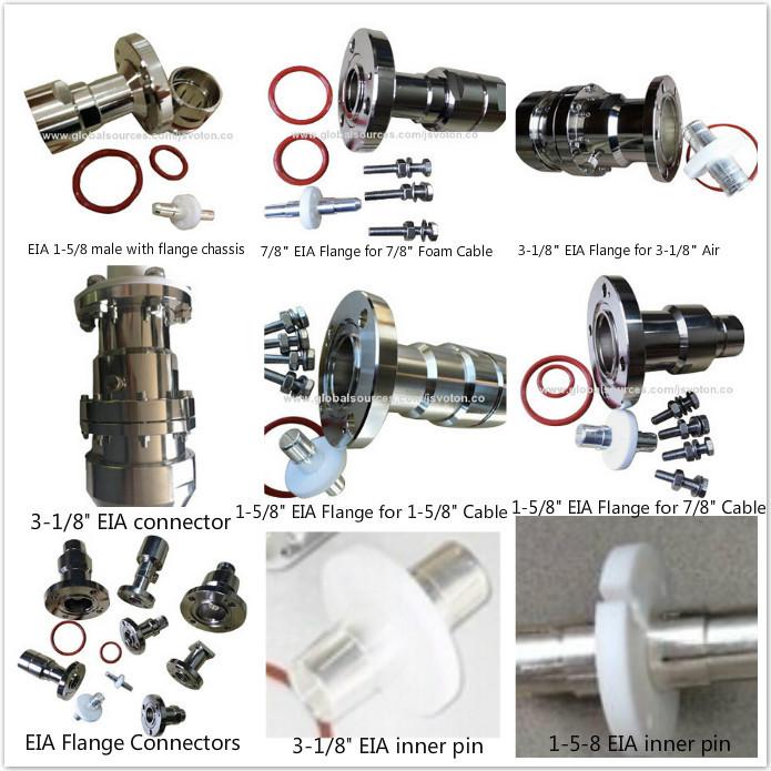 Rf connector eia flange bullet buy