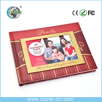 Wholesale high quality wedding photo album family photo album on sale