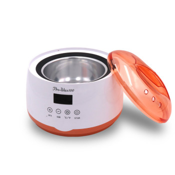 Good selling professional digital display hair removal wax warmer heater  pro wax 100