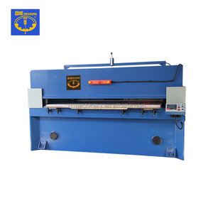 Manual type sponge die cutting press machine