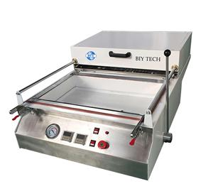 Plastic BIY-V4060A small acrylic dental kydex vacuum forming machine for sale with good price