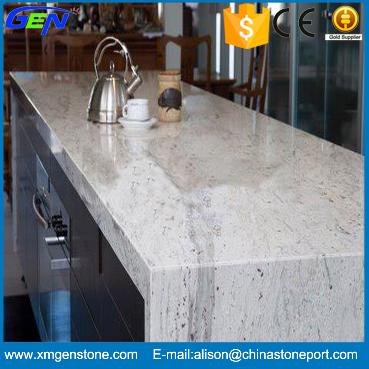 Popular White India River White Granite For Countertop And Floor