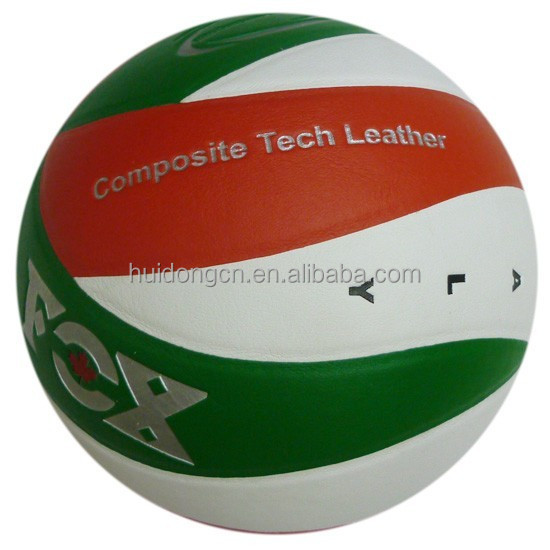 New design FOX brand volleyball ball official size 5 soft PU match volleyball professional customized volleyball
