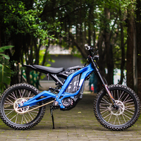 Sports Professional Racing Off Road Bicycle Adult Bike Scooter Electric Motorcycles 5000W