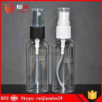 High quality empty 1 oz plastic pet spray bottle 30ml