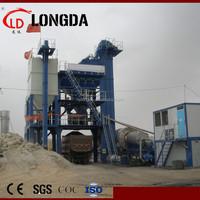 LB1500 asphalt concrete mixer plant/sealcoating