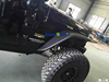 High Quality Steel 2007+ Jeep Wrangler Fender Flare