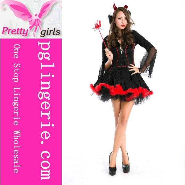 High quality fairy tale costumes,warrior costume women,sexy witch costume M4476